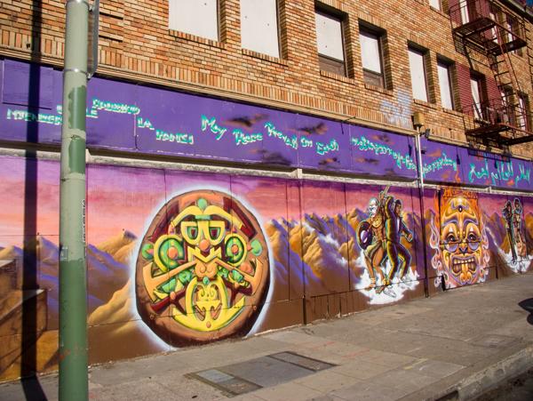 Oakland Mural Art