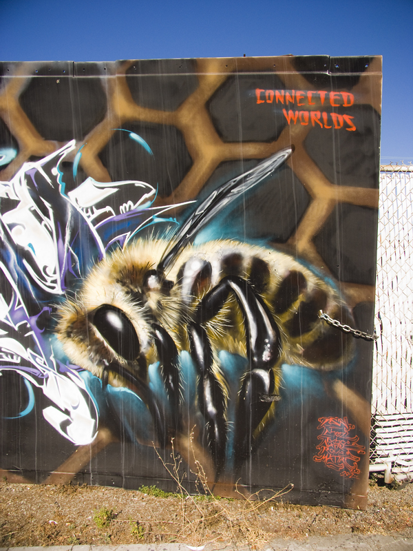 Honeybee Mural