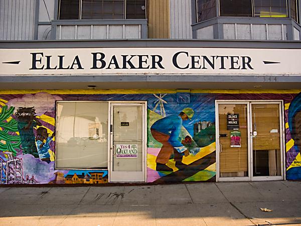 ella baker center building