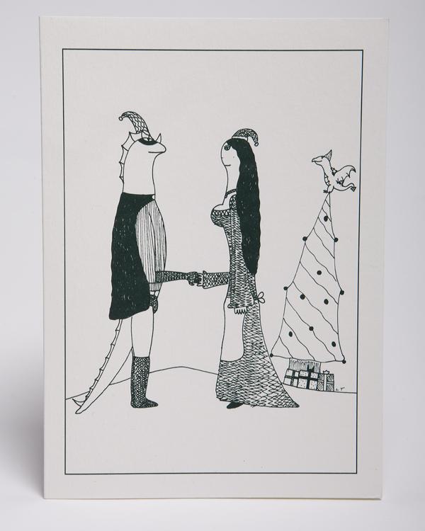 Lolita Triplette christmas card