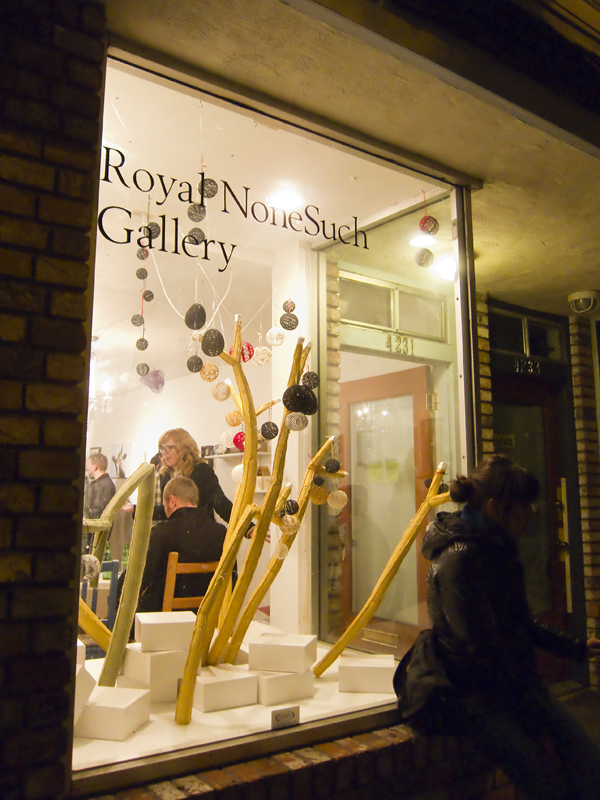 Royal Nonesuch Gallery, art murmur