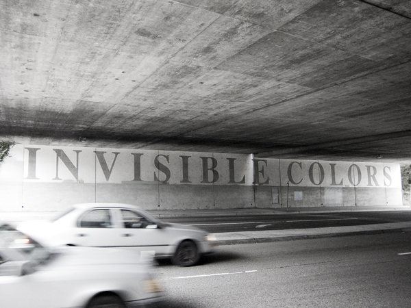 invisible colors, oakand mural, invisible colors mural