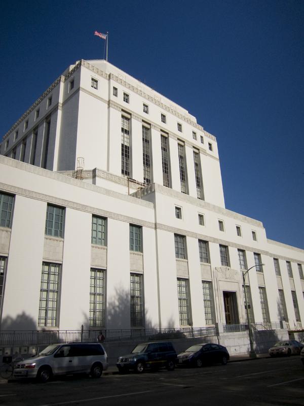 Rene C. Davidson Courthouse, alameda county court