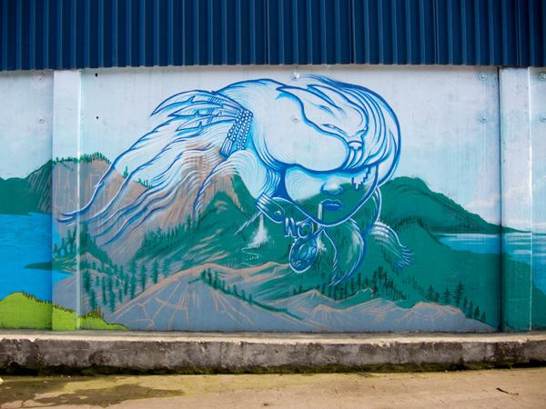 Bode, bode west oakland murals, west oakland murals
