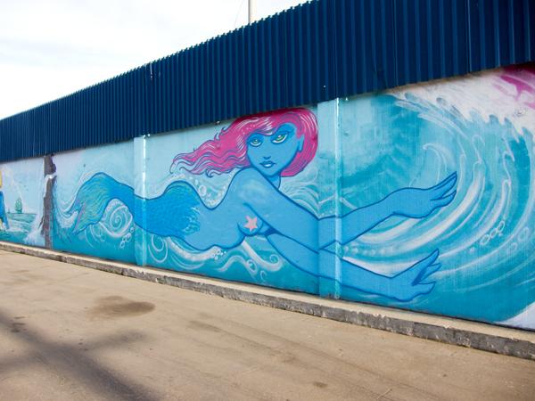 bode mural art, bode murals on peralta, murals on peralta, oakland murals