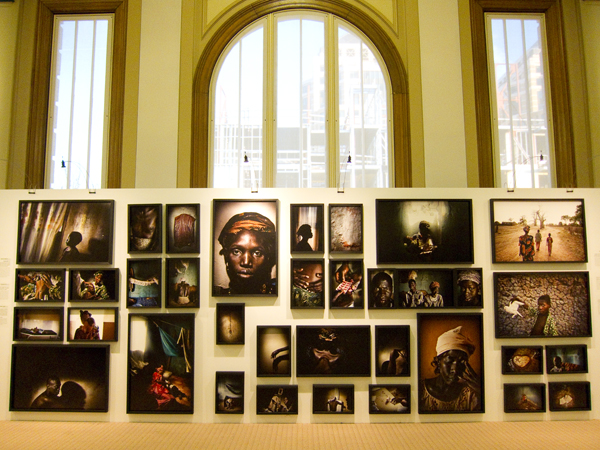 Access to Life, African American Museum, AIDS photo essays