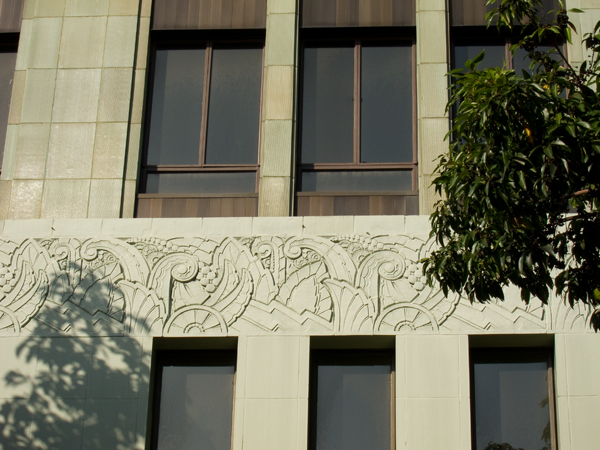 Art Deco Oakland, Breuner Building on Broadway