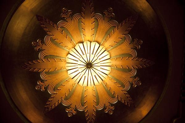 paramount theatre light fixture