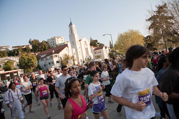 oakland marathon, oakland running festival, twilight 5k