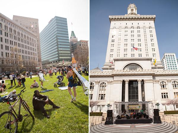 frank ogawa plaza, city hall, oakland marathon, oakland running festival