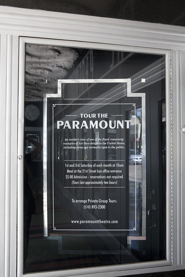 paramount theatre oakland, paramount theater oakland, art deco theaters