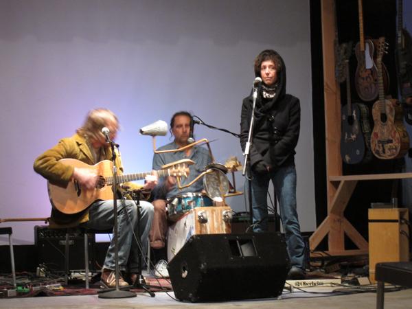 studio quercus, joe rut, the guitar show