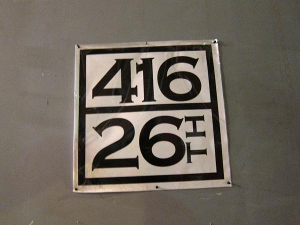 warehouse 416, the warehouse, oakland 26th street, art murmur warehouse