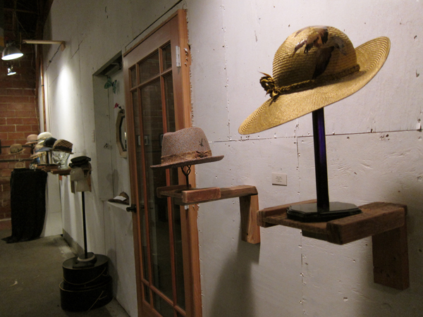 elwyn crawford, o'lover hats, art murmur warehouse 416