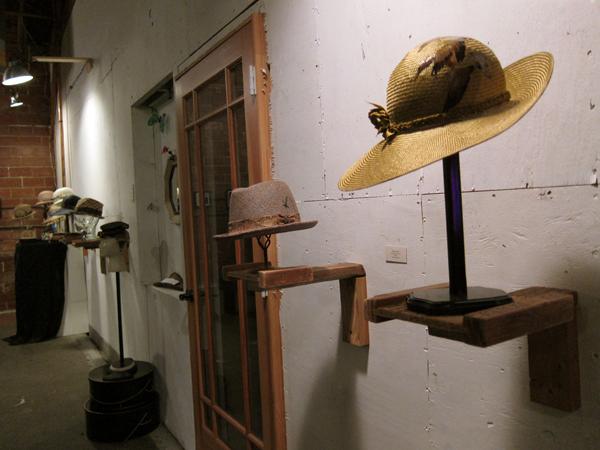 elwyn crawford, o'lover hats, art murmur warehouse 416