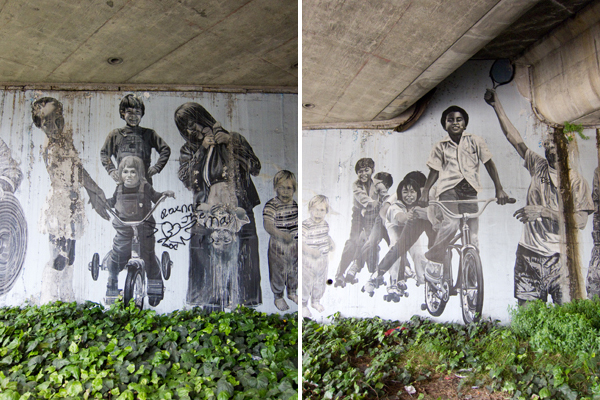oakland mural art, oakland mural san pablo
