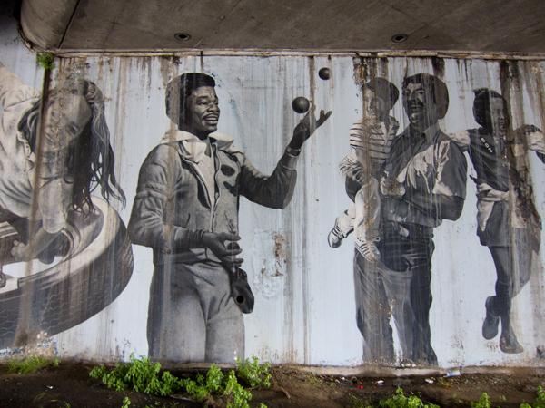 daniel galvez, san pablo mural oakland, street tattoo mural