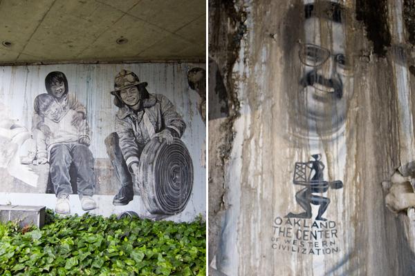 mural by daniel galvez, oakland mural art