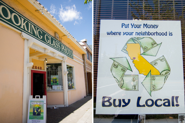 buy local, the looking glass, best camera store east bay