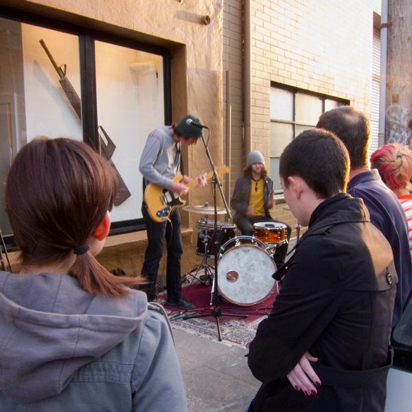 art murmur oakland, live music art murmur