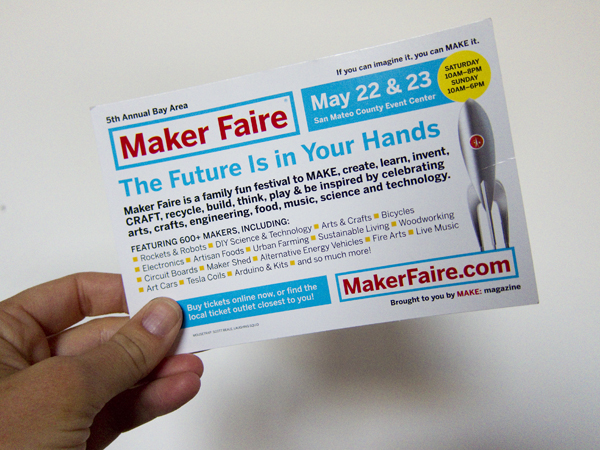 maker faire, make magazine, DIY festival