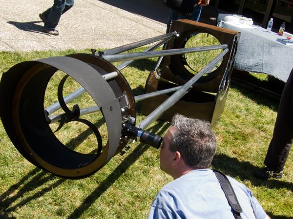 daytime telescope, telescope kit