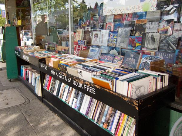 cheap books, walden pond books