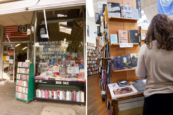 oakland indie bookstores, oakland independent bookstores