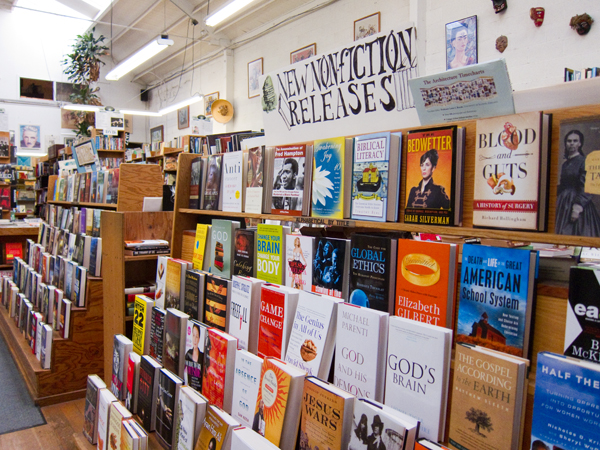 Walden Pond Books, oakland bookstores