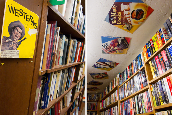 mystery books, east bay independent bookstores