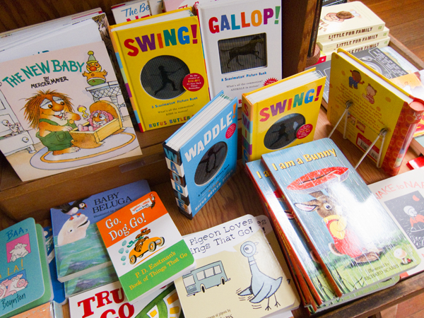 used children's books, east bay independent bookstores