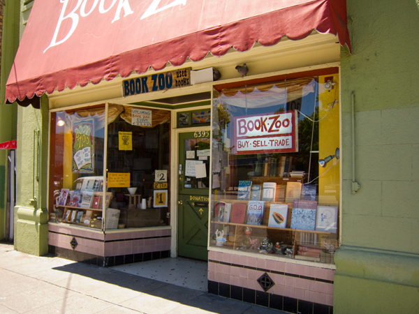 oakland book stores, independent bookstores oakland