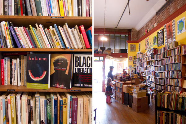 Independent Bookstores oakland