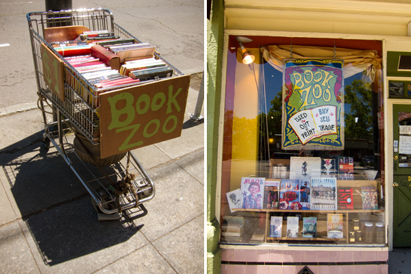 discount books, cheap books oakland, eclectic bookstore oakland