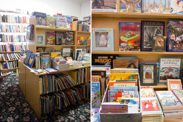 children's books east bay, children's used books oakland