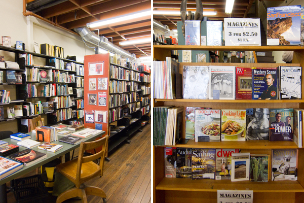 east bay independent bookstores, oakland independent bookstores
