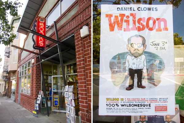 events at Diesel Bookstore oakland
