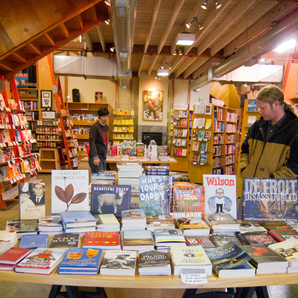 rockridge books, east bay independent bookstores, author events oakland