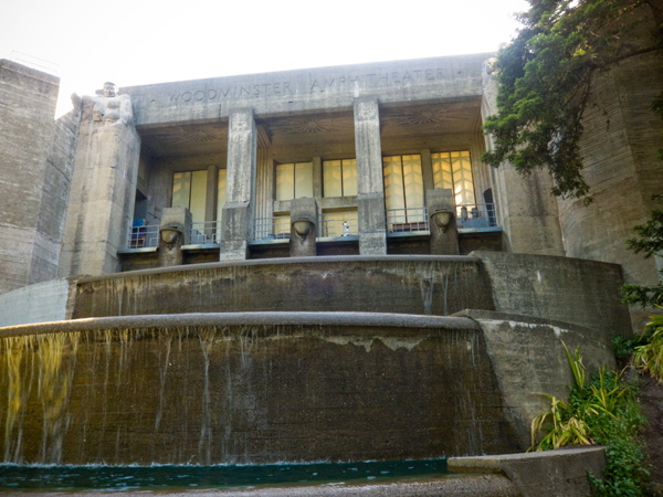 joaquin miller park, art deco outdoor amphitheater, woodminster theater