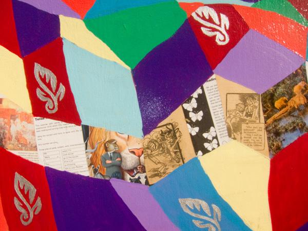 laurel district murals, laurel mural art walk