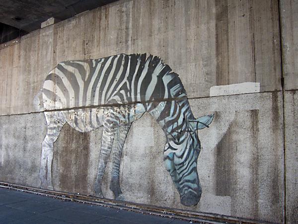 580 Freeway Murals, Dan Fontes Muralist