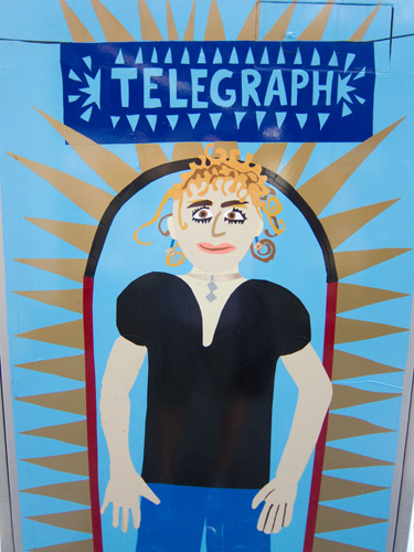 Temescal Public Art, telegraph temescal business improvement, telegraph corridor improvement