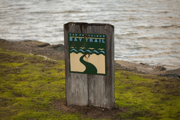 shoreline trails, east bay shoreline trail