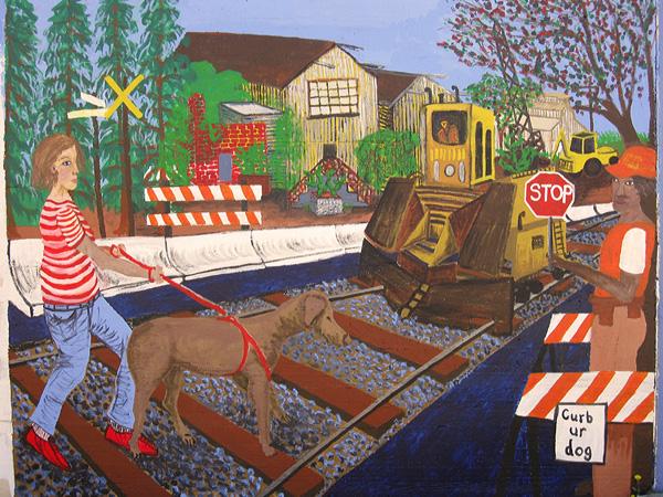 jingletown murals, jill mclennan