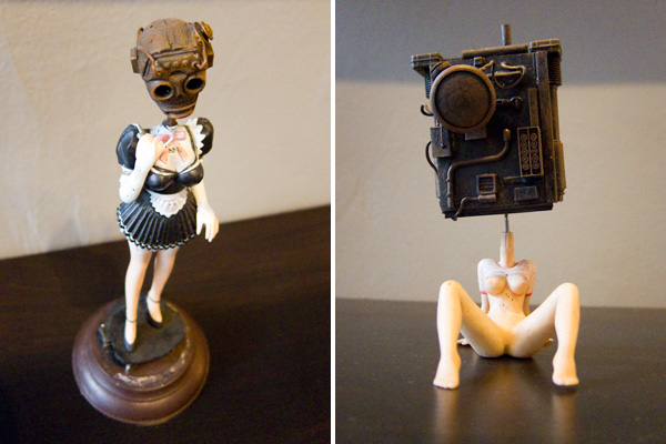 Lily Black, repurposed erotic toys, japanese erotic toys