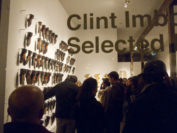 hatch gallery oakland, poetry with shoes