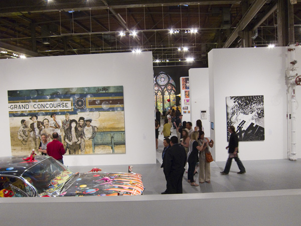 Geffen Contemporary, Street Art, Los Angeles