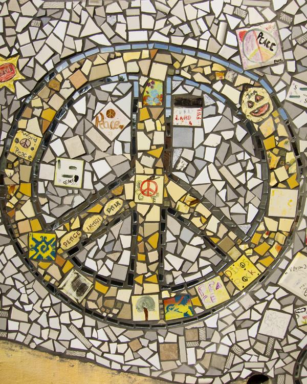 bret harte, pam consear, oakland school mosaic murals