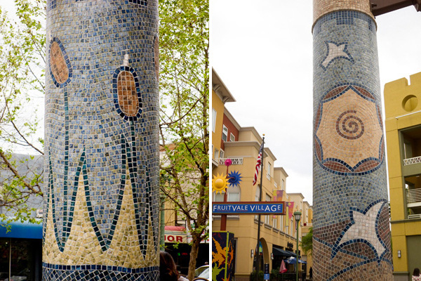 fruitvale arches, fruitvale mosaic arches, mosaic gateways