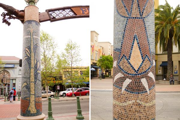 fruitvale mosaic arches